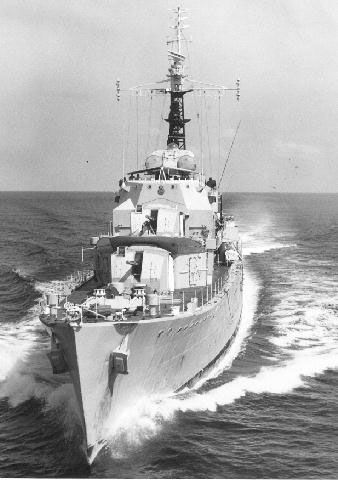 HMS Cavalier 60s