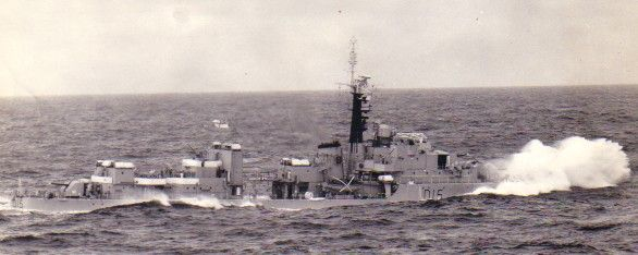 HMS Cavendish (1960s)