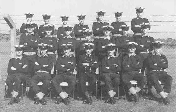 713 Class HMS Fisgard
