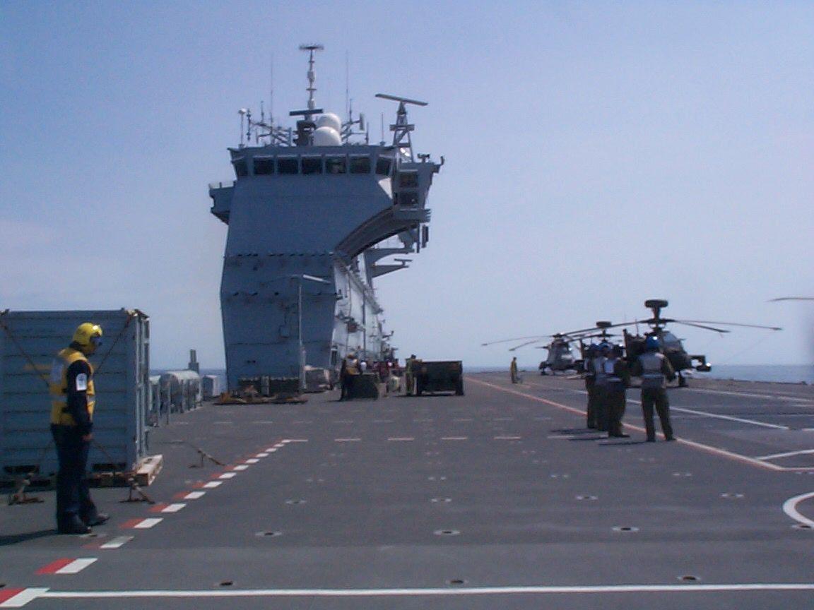 HMS Ocean 1