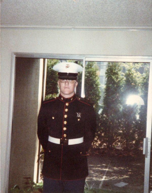 Baby Marine- 1984