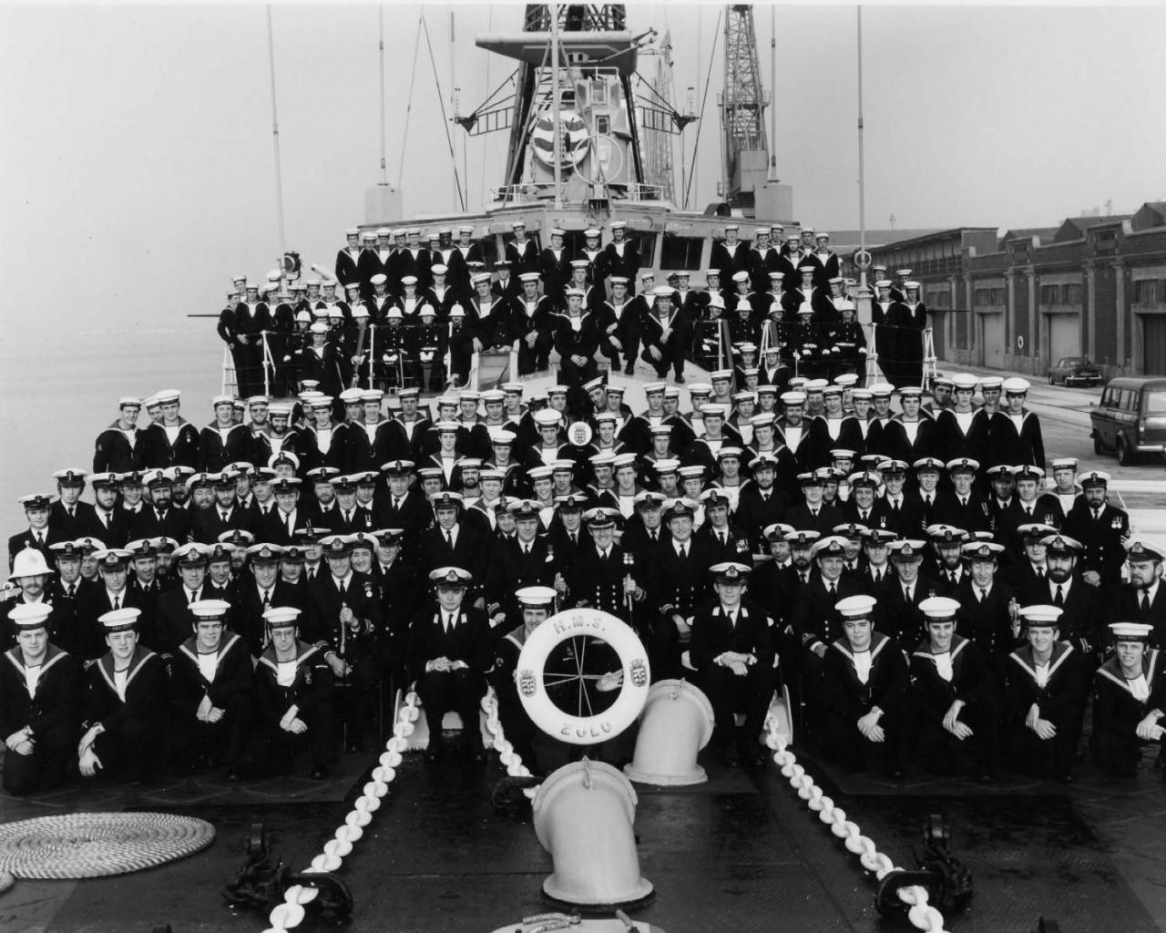 HMS Zulu 1979