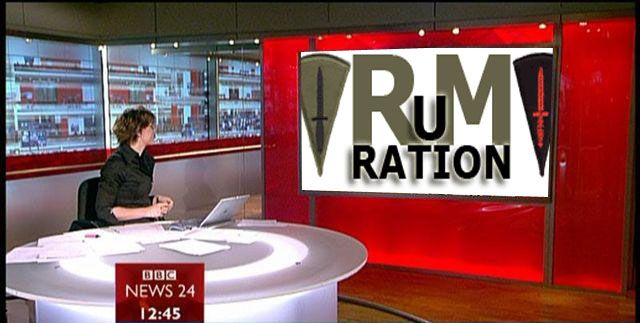 AND NOW OVER TO RUM RATION FOR THAT LATEST REPORT