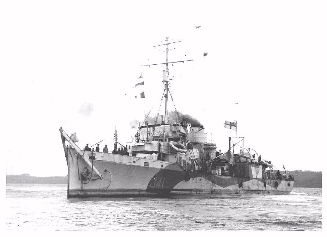 HMS Allbury