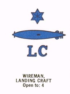 Wireman - Landing Craft