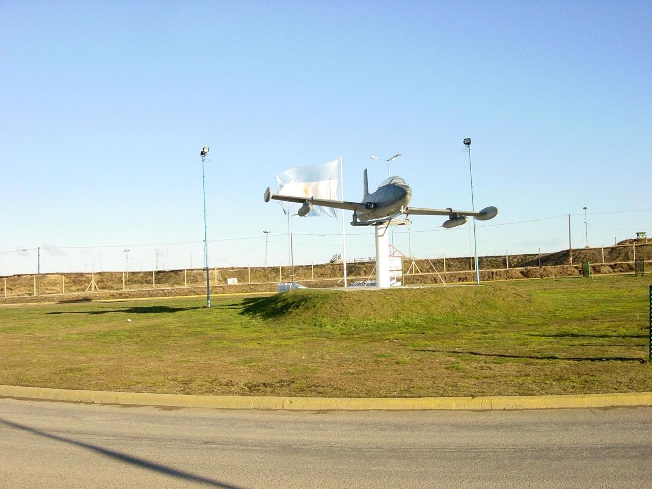 Argentine Memorial - Tierra del Fuego