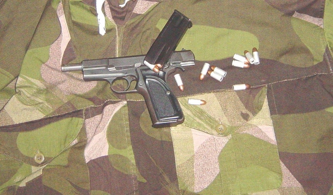 Old Time Windproof & Personal 9mm