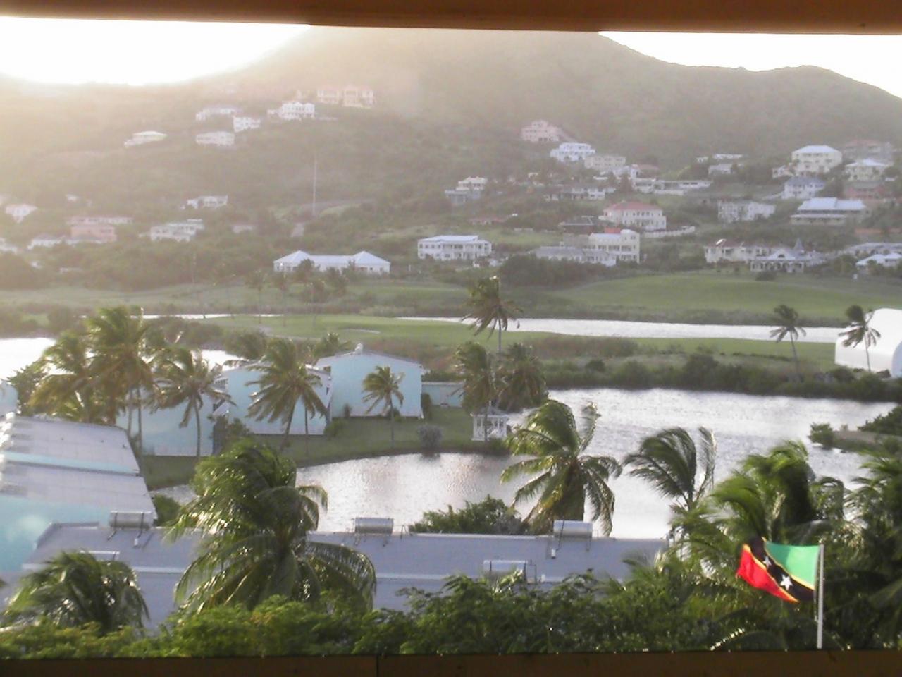 St. Kitts last week