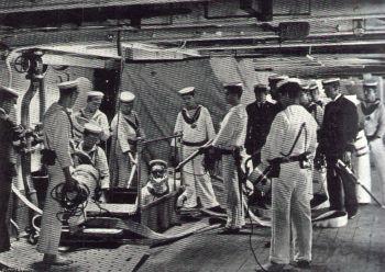 Firefighting 1890's