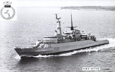 HMS ACTIVE