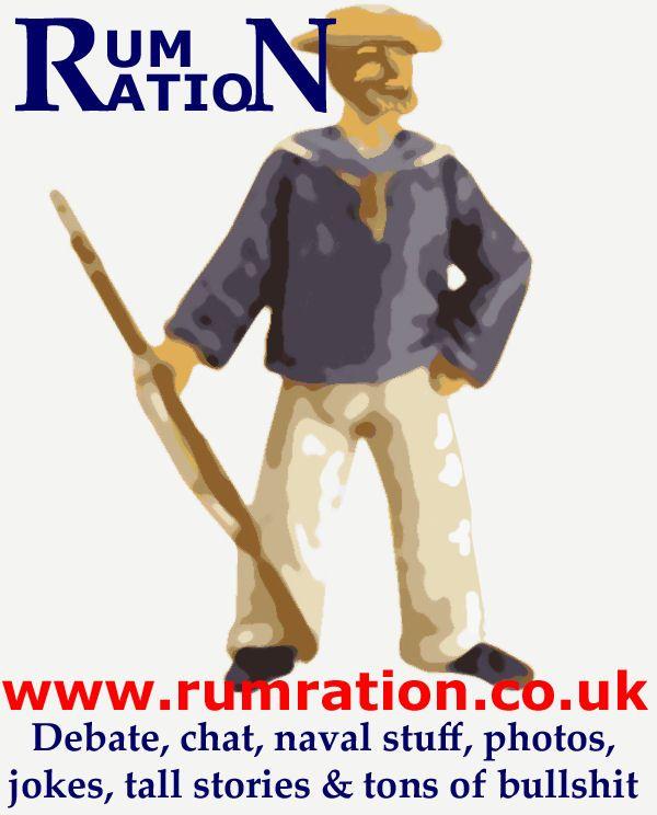 Rum Ration Ad