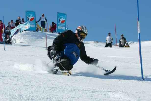 Slalom Race.
