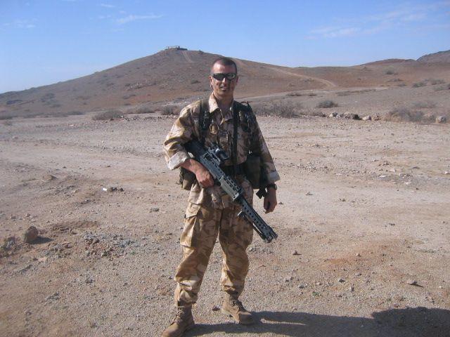 Me in the Sahara