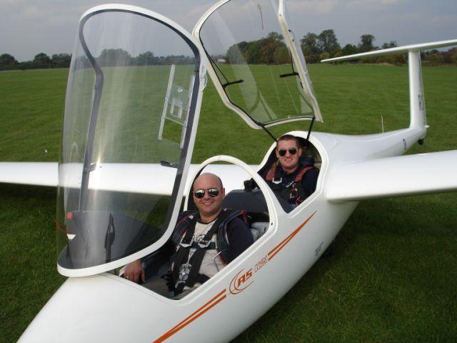 Me Gliding