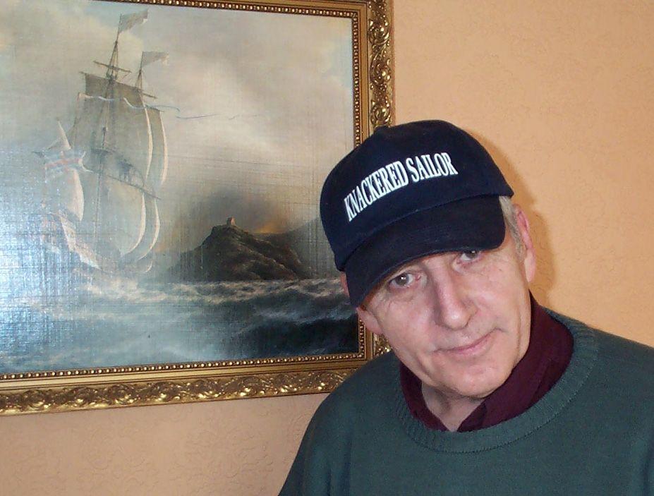 Knackered sailor