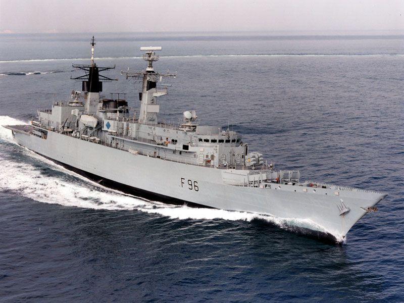 HMS Sheffield 94