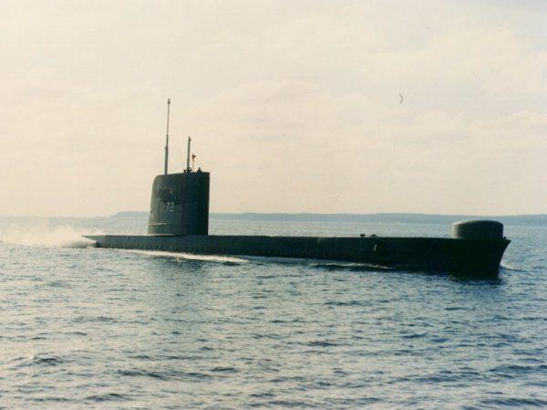 HMCS/M Ojibwa