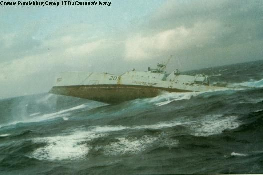 HMCS St Laurent