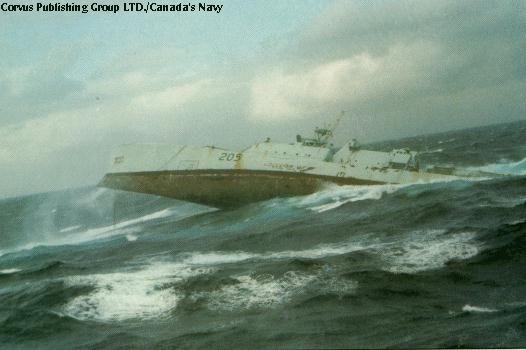 HMCS St Laurent