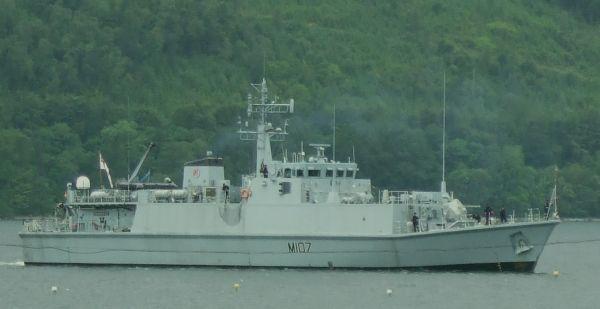 HMS Pembroke..