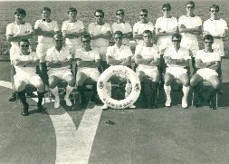Sonar division Hms Glamorgan 1982