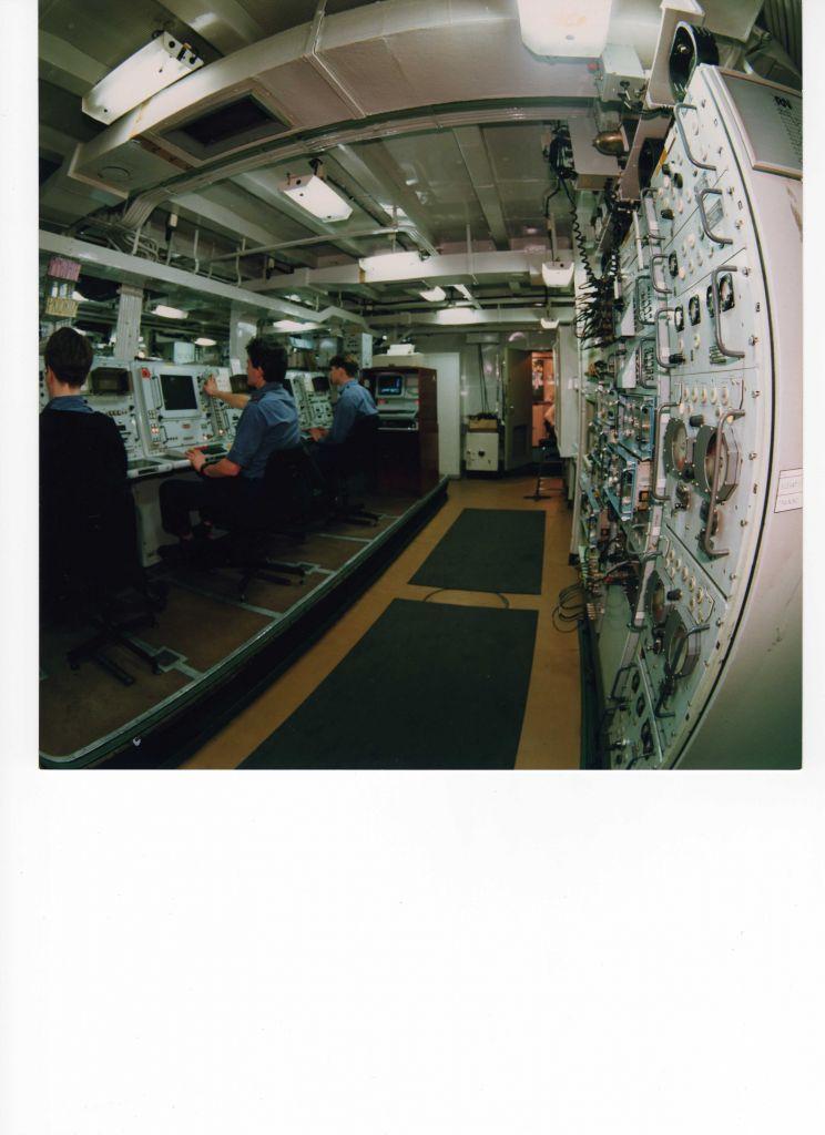 HMS Invincible MCO - 1991
