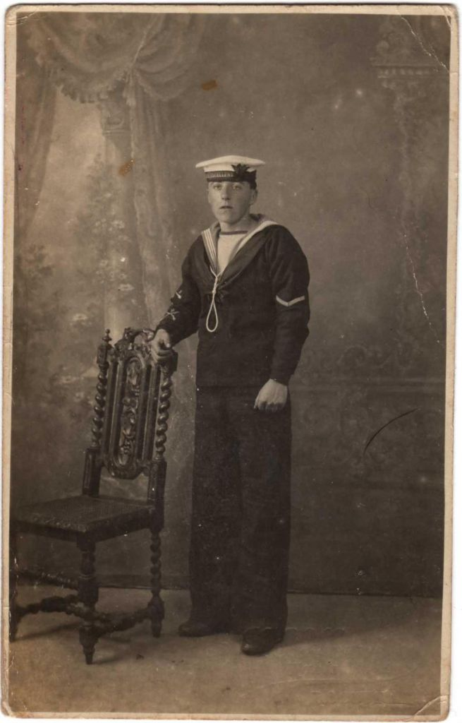 Tartan Smudger's Grand-dad in WWI