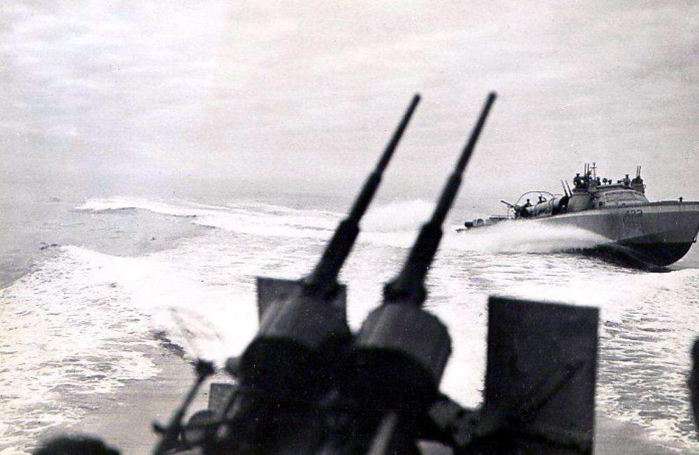 WWII MTB