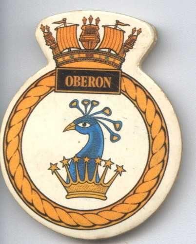 Oberon Crest