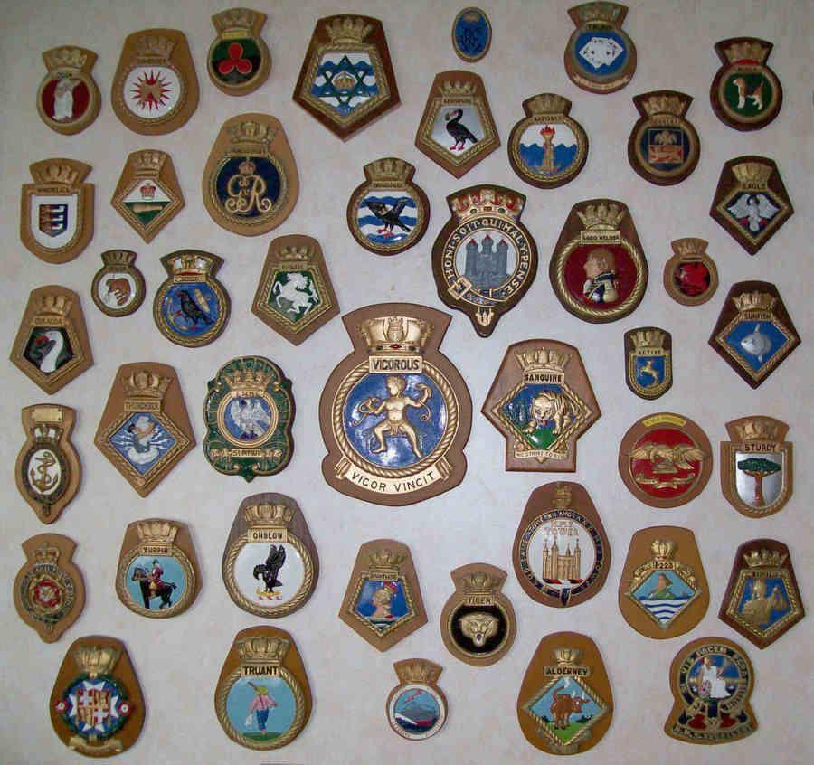 Ships Badges