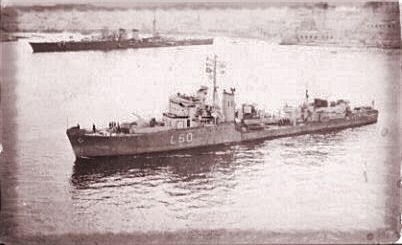 HMS Bleasdale