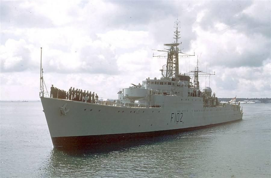HMS Zest