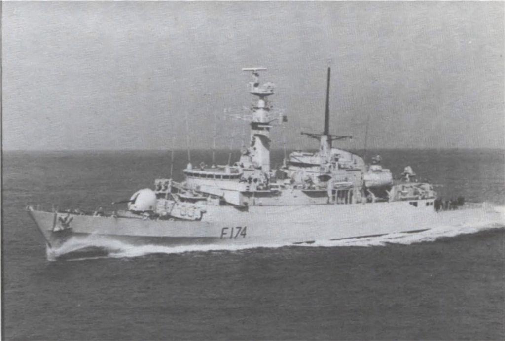 HMS Alacrity F174