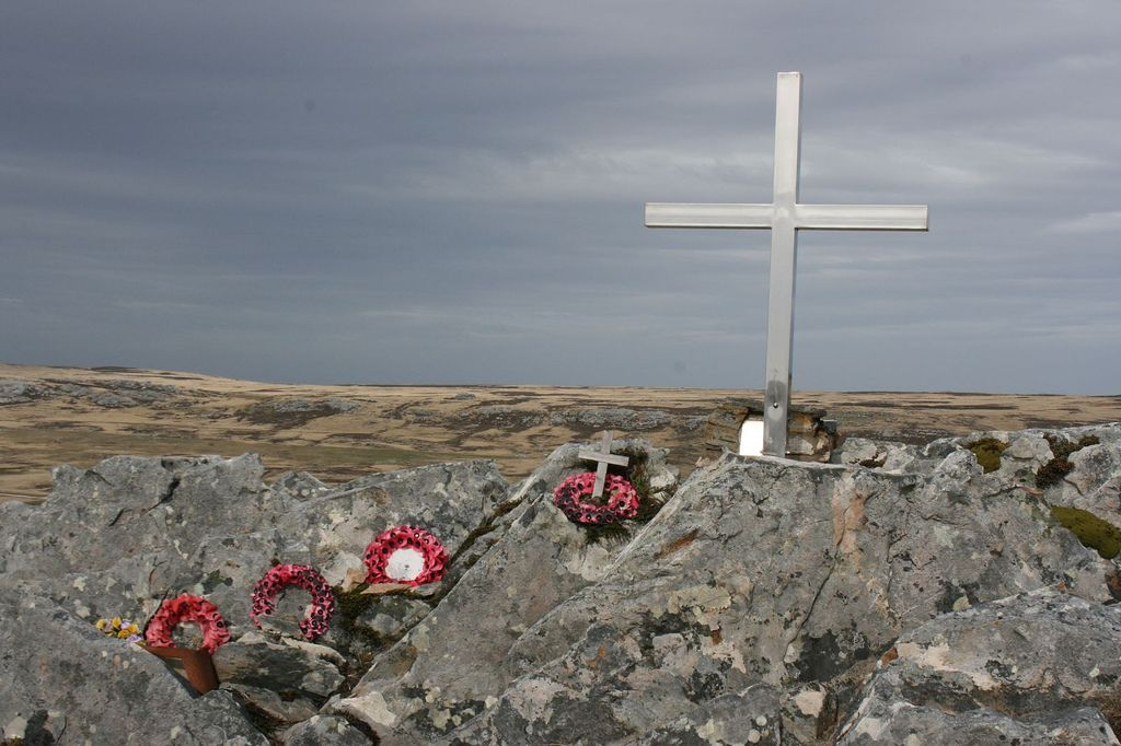 Memorial On Wireless Ridge