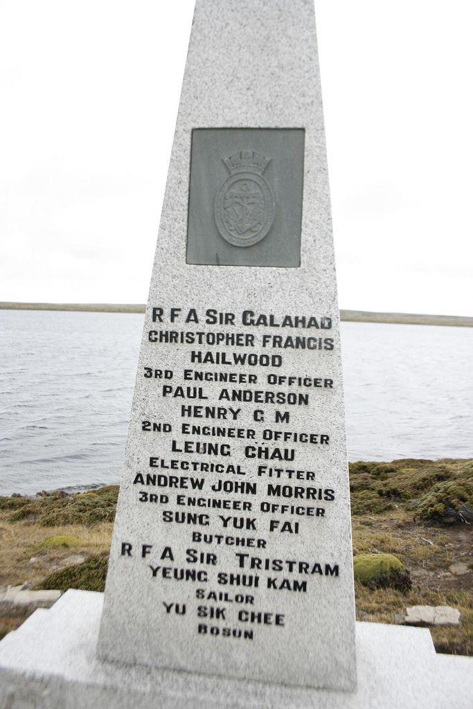 Memorial at Fitzroy