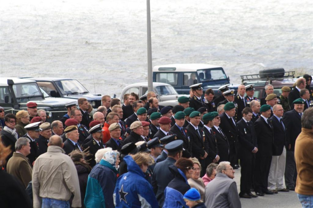 REMEMBERANCE DAY FALKLAND ISLANDS