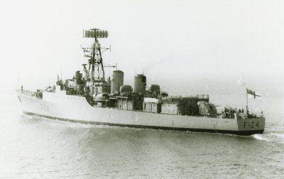 H.M.S. Zulu, F124