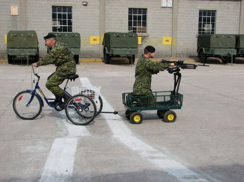 British Army economic cutbacks.