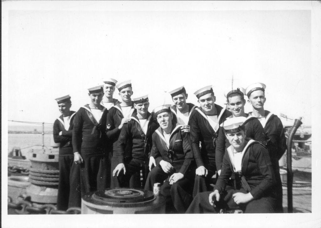 HMS Euryalus coms branch