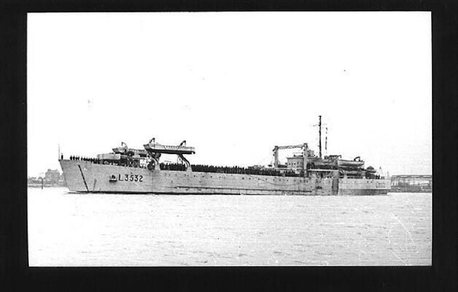 H.M.S. Zeebrugge.