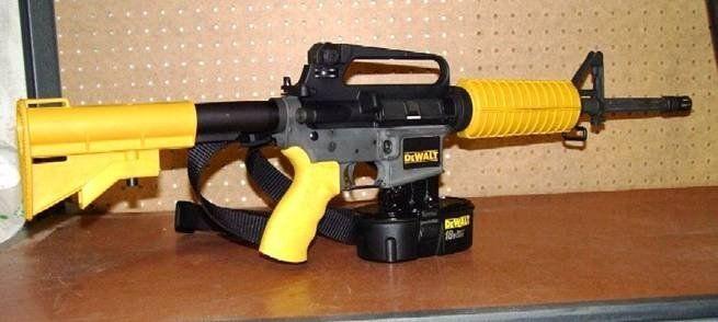New DeWalt Nail Gun