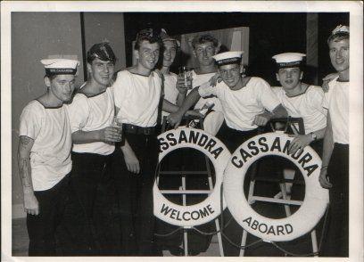 Cassandra welcomes Cassandra aboard.