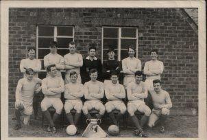 Hms Lochinvar Granton cup winners 1970