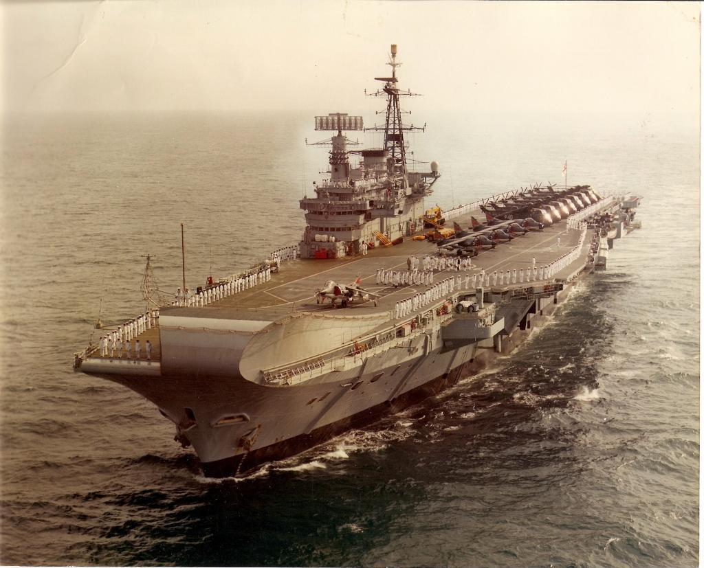 Hermes off Jacksonville