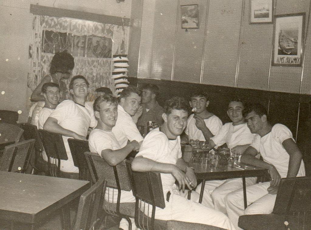 Celebrating in Neesoon 1964