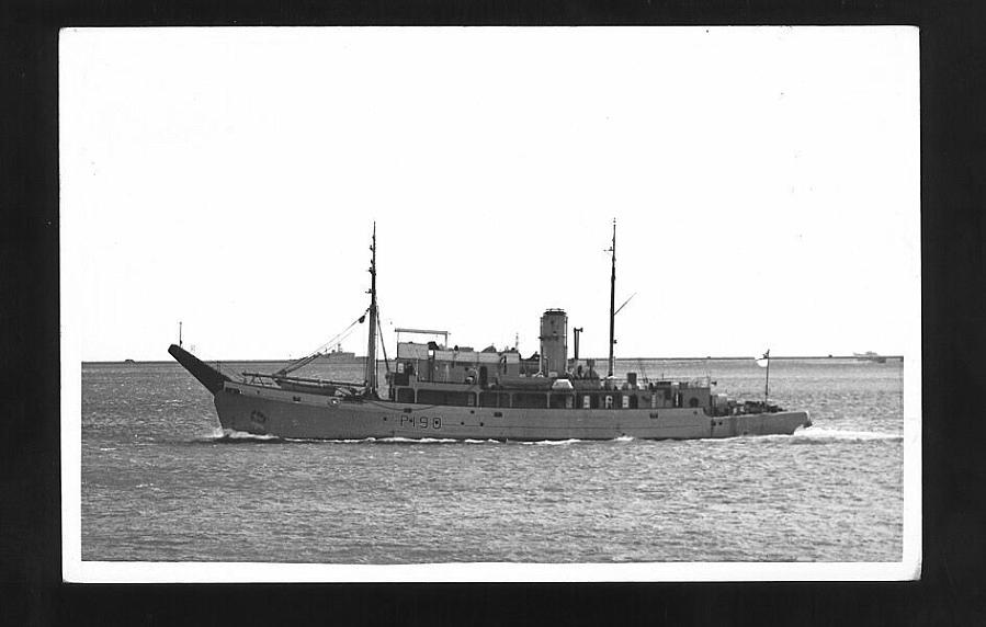 HMS Laymoor