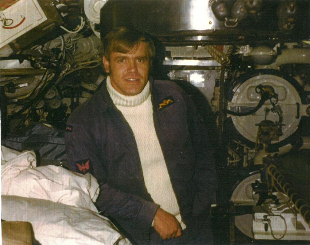 HMAS Otama 1985