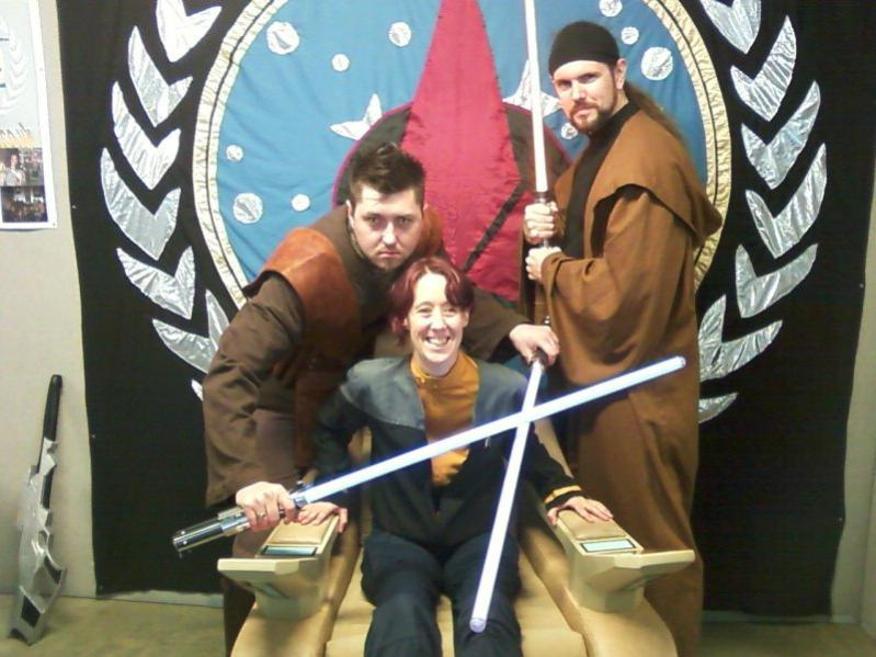 me and the Jedi