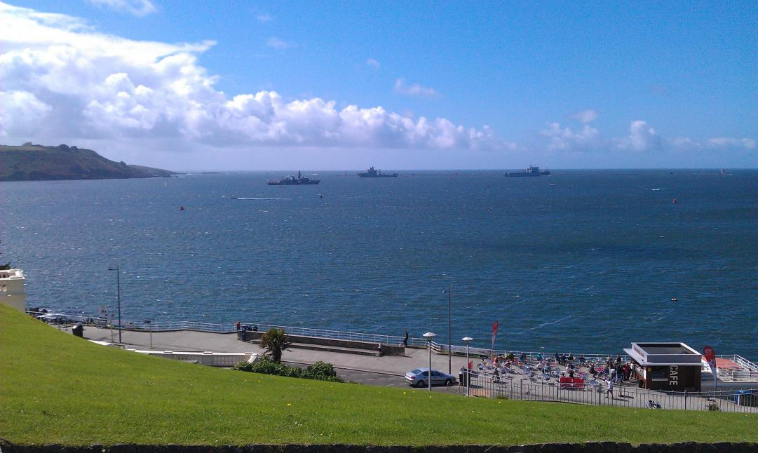 Armed forces day plymouth