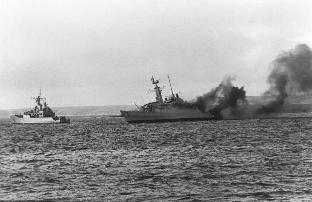 HMS Ardent 1982